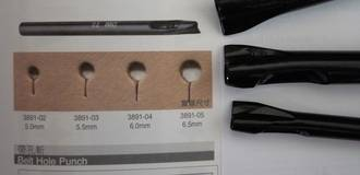 Belt Hole / Key Hole Punch   (3mm to 6mm)