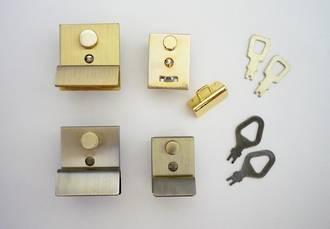 H294  Big Folio Lock  (43mm x 37mm)