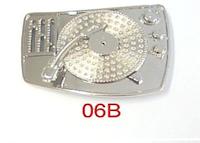 06B Single Turntable