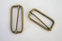 51mm  Wire Adjustable Slide, Antique Brass finish