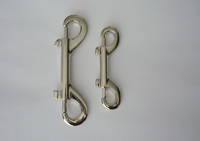 H161  Double-end Hook Nickel