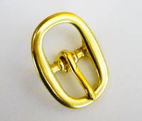 SOLID BRASS SUAGE BUCKLE