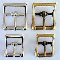 Z40  FULL ROLLER SADDLERY BUCKLE