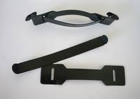 OE-4593  Black Plastic Handle
