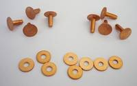 COPPER RIVET - sold per box
