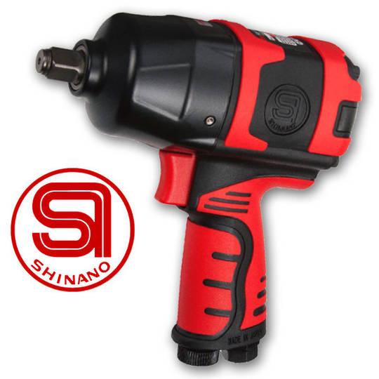 """Shinano 1/2"""" Dr Air Impact Wrench"""