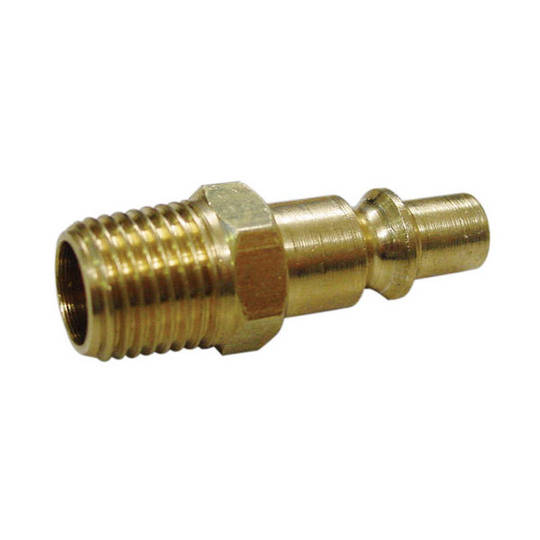 "Ampro Connector Male 1/4"" BSP"