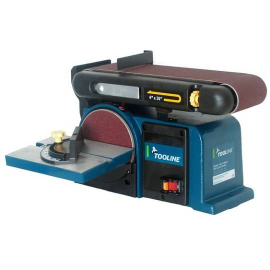 Tooline Belt-Disc Sander -  BD46C
