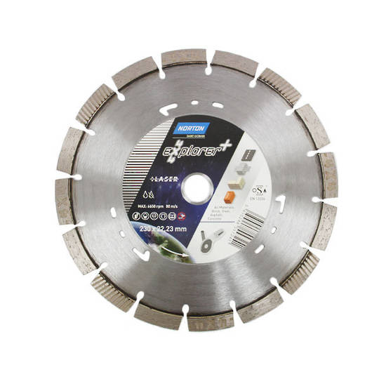 Clipper 4x4 Explorer Demosaw Diamond Blade