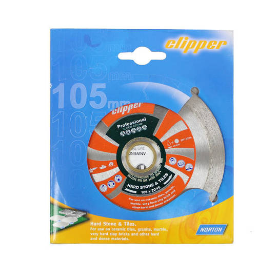 Clipper Continuous Rim Diamond Blades