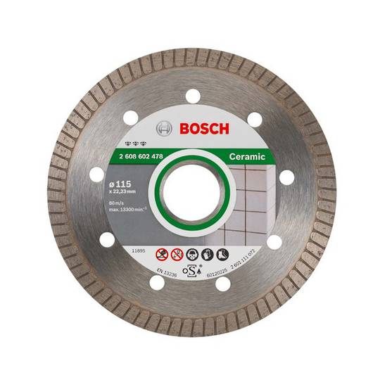 Bosch Best Continuous Turbo Ceramic Cutting Discs