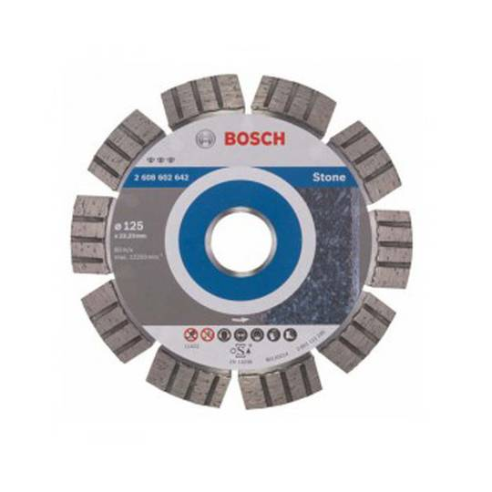 Bosch Best Segmented Stone Cutting Disc