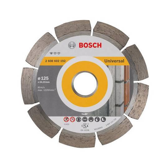 Bosch Standard Segmented Universal Cutting Discs