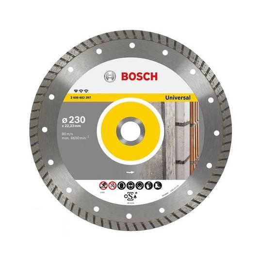 Bosch Standard Turbo Universal Cutting Discs