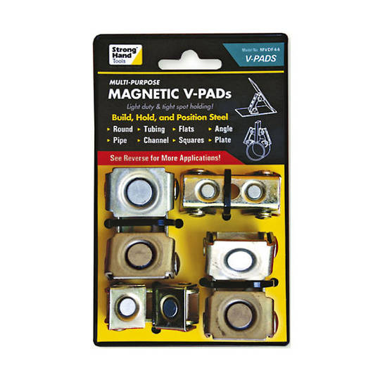 StrongHand 4pc Adjustable Mag V Pads