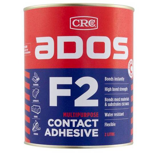 F2 Contact Cement 2L Ados
