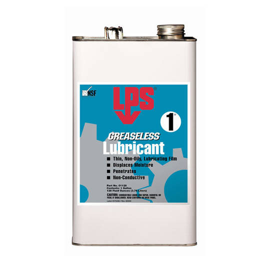 LPS1 Greaseless Lube 3.78L