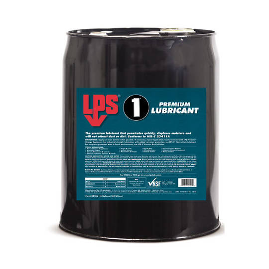 LPS1 Greaseless Lube 18.9L