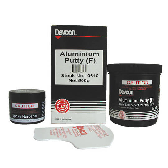 Devcon Aluminium Putty 500g