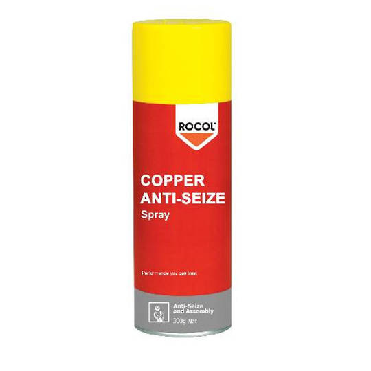 Rocol Copper Anti Seize Spray 300g
