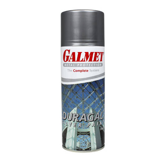 Galmet Duragal Silver Spray Paint 350g