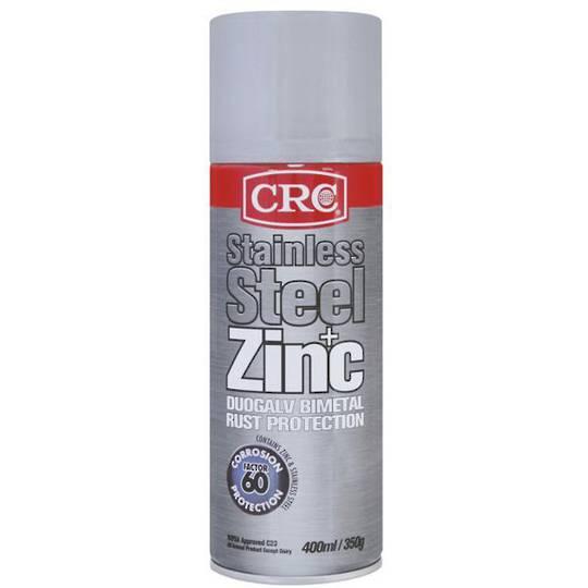 Zinc It Stainless Steel 400ml CRC