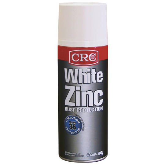 Zinc It White 400ml CRC