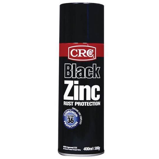 Zinc Black 400ml CRC