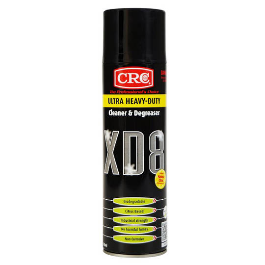 Cleaner / Degreaser H/Duty 500ml CRC