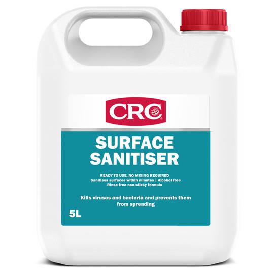 CRC Surface Sanitiser 5L