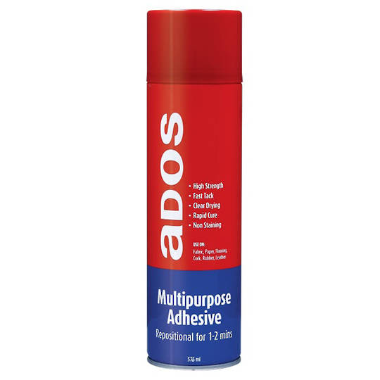 Adhesive F2 575ml Ados