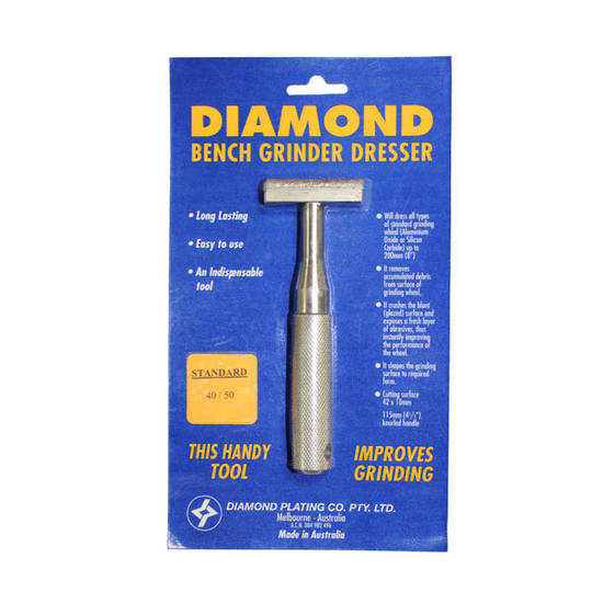Diamond Wheel Dresser T-Bar