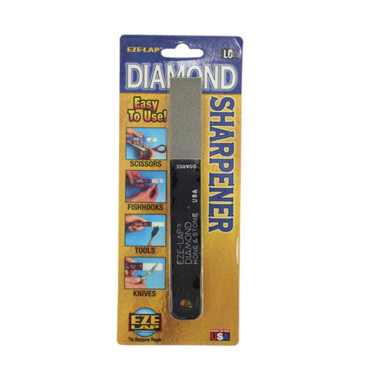 Eze-Lap Coarse Diamond Sharpening Tool