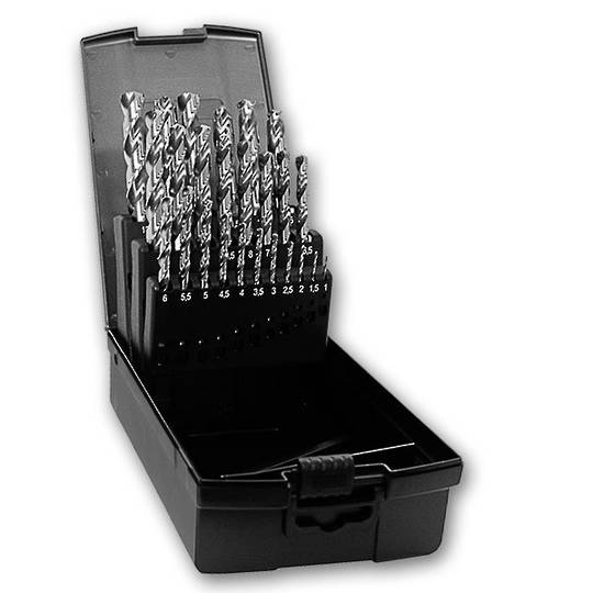 DART 13pc HSS Drill Set 1 - 13mm
