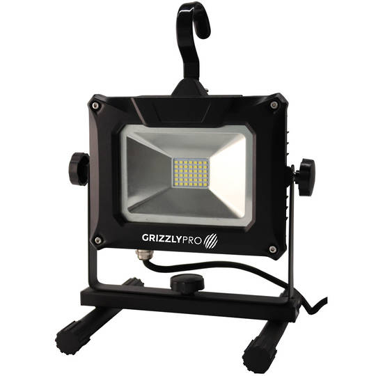 GrizzlyPro 18v 20W Hybrid LED Worklight GMAH