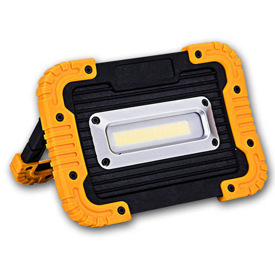 Woodbuilt 10W Rechargable LED Worklight