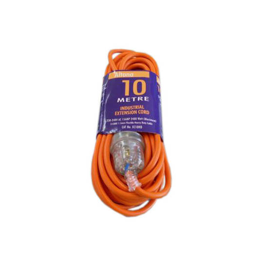 Altona 10m Heavy Duty Extension Lead