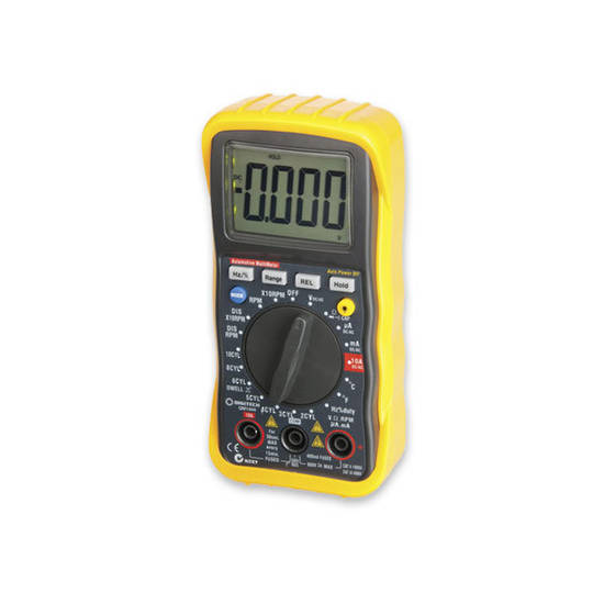 Digitech Automotive Multimeter