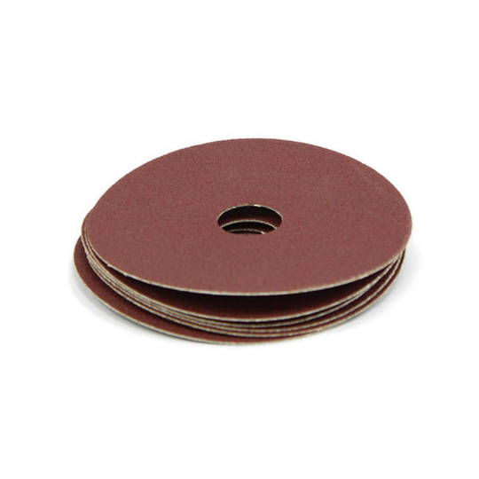Norton Fibre Disks 125x22mm