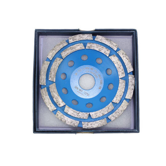 Clipper Diamond Double Row Cup Grinding Wheel