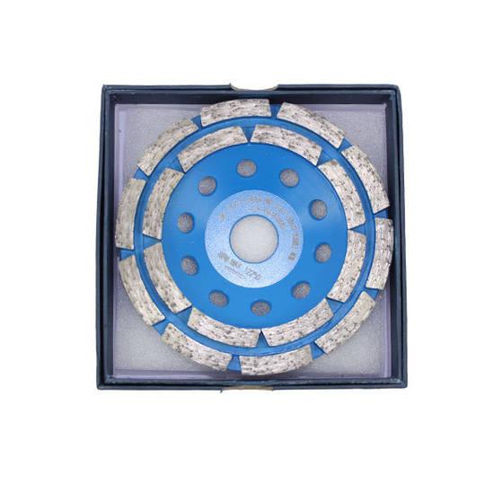 Clipper Diamond Double Row Cup Grinding Wheel