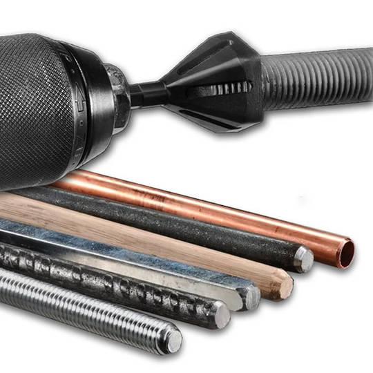 Bordo E-Z Chamfer Tool 8mm - 22mm