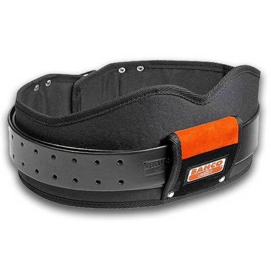 Bahco Heavy Duty Leather Back Support Belt
