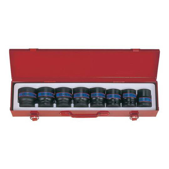 "King Tony 3/4""Dr 8pc Impact Socket Set"