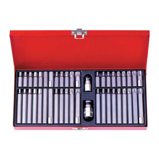 King Tony 44pc 10mm Bit Set