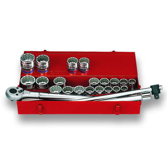"King Tony 3/4"" Dr 24 Piece Socket Set"