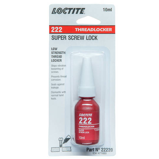 Loctite Screw Lock 10ml