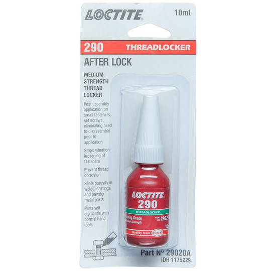 Loctite Threadlocker Med 10ml