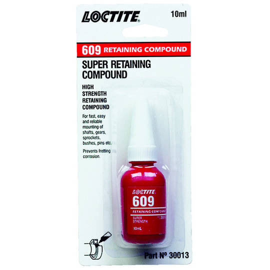 Loctite Retaining Compound 10ml 609