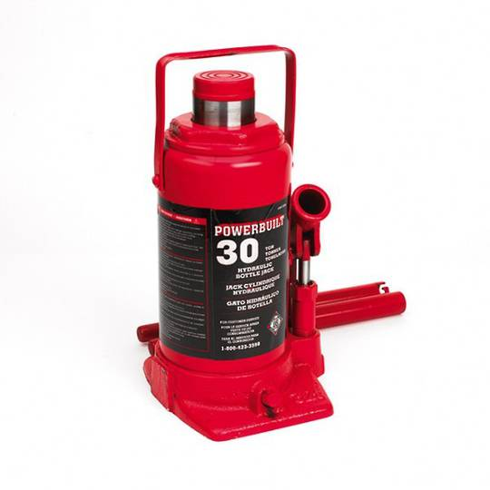 Powerbuilt Bottle Jack 30 Ton